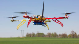 Flying Robots: From Autopilots to Drones
